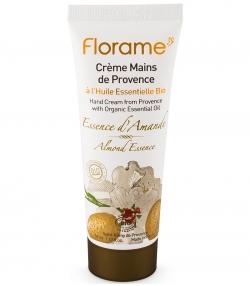 Crème pour les mains BIO essence d'amande - 50ml - Florame
