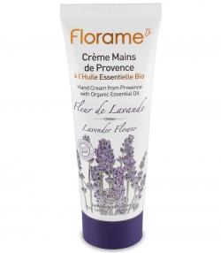 Crème pour les mains BIO fleur de lavande - 50ml - Florame