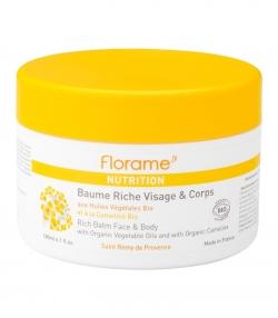 Baume riche visage & corps BIO cameline - 180ml - Florame