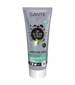 Dentifrice BIO menthe sans fluor - 75ml - Sante
