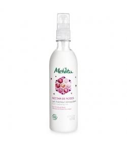 Lait fraîcheur démaquillant BIO rose - 200ml - Melvita Nectar de Roses
