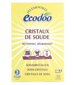 """Cristaux de soude écologique """"Les Essentiels"""" - 500g - Ecodoo"""