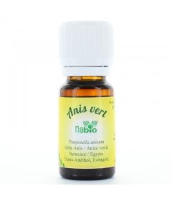 Huile essentielle BIO Anis vert - 10ml - Nabio