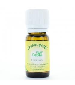 Ätherisches BIO-Öl Croton geayi - 10ml - Nabio