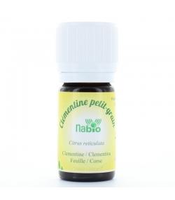 Ätherisches BIO-Öl Clementine Petitgrain - 5ml - Nabio