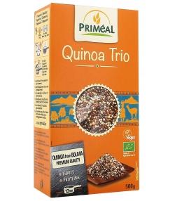 Trio de quinoa BIO - 500g - Priméal [FR]