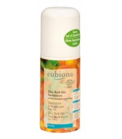 Déodorant à bille BIO miel & argousier - 50ml - Eubiona