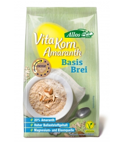 Porridge à base d'amarante BIO - 400g - Allos