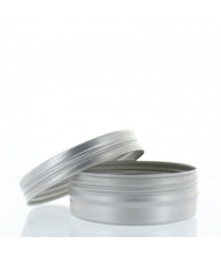 Aluminiumdose 75ml mit Drehverschluss - 1 Stück - Aromadis
