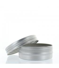 Boîte en aluminium 75ml avec couvercle à vis - 1 pièce - Aromadis