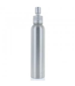 Flacon en aluminium 100ml avec spray et bouchon transparent - 1 pièce - Aromadis