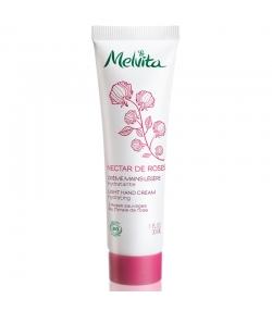 Crème mains légère BIO rose - 30ml - Melvita Nectar de Roses