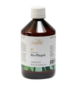 BIO-Jojobaöl – 500ml – Farfalla