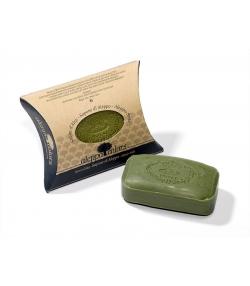 Savonnette d'Alep naturelle 15% huile de laurier - 125g - Aleppo Colors