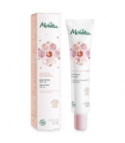 BB crème BIO IP 15 rose – 40ml – Melvita Nectar de Roses