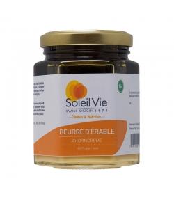 Beurre d'érable BIO - 250g - Soleil Vie