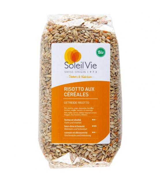 Risotto aux céréales BIO - 500g - Soleil Vie