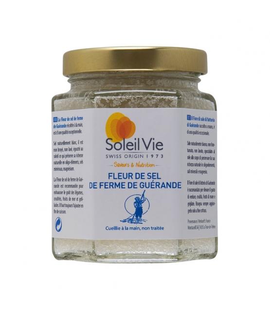 Fleur de sel de Guérande - 150g - Soleil Vie