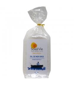 Sel de mer blanc gros - 1kg - Soleil Vie