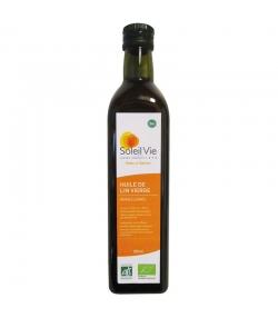 BIO-Leinöl - 500ml - Soleil Vie