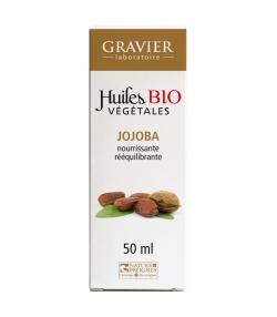 BIO-Jojobaöl - 50ml - Laboratoire Gravier
