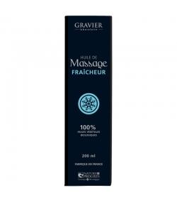 BIO-Massageöl Frische - 100ml - Laboratoire Gravier