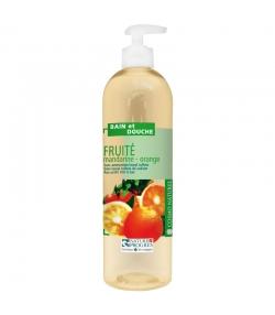 BIO-Bade- & Duschgel Mandarine & Orange - 500ml - Cosmo Naturel