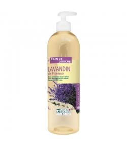 BIO-Bade & Duschgel Lavandin der Provence - 500ml - Cosmo Naturel