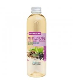 BIO-Anti-Schuppen Shampoo Cade, Salbei & Rhassoul - 250ml - Cosmo Naturel