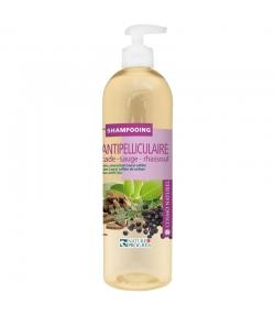 BIO-Anti-Schuppen Shampoo Cade, Salbei & Rhassoul - 500ml - Cosmo Naturel
