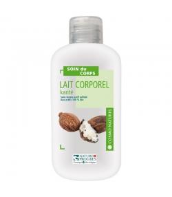 Lait corporel BIO beurre de karité - 50ml - Cosmo Naturel