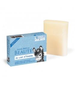 BIO-Seife mit Eselsmilch Patchouli & Ylang-Ylang - 100g - Cosmo Naturel