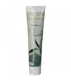 Dentifrice purifiant & reminéralisant BIO argile blanche & sauge - 75ml - Cosmo Naturel
