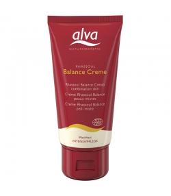 Crème équilibrante BIO rhassoul - 75ml - Alva