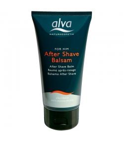 Natürliches After Shave Balsam Bisabolol & Vitamin E für Männer - 75ml - Alva