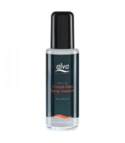 Natürliches Deo Spray Intensiv Kristall & Aloe Vera für Männer - 75ml - Alva