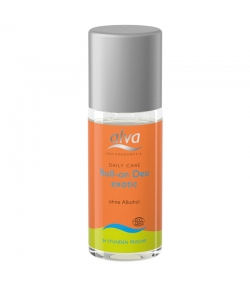 Déodorant à bille BIO exotic - 50ml - Alva