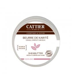 Beurre de karité BIO - 100g - Cattier