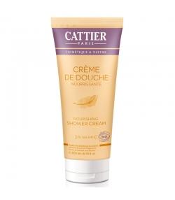 Crème douche nourrissante BIO amande & coing - 200ml - Cattier