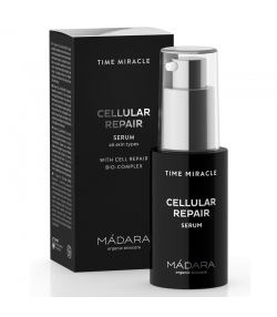 Sérum visage Cellular Repair BIO bouleau - 30ml - Mádara Time Miracle