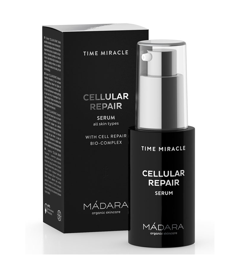 s rum visage cellular repair bio bouleau 30ml m dara time miracle. Black Bedroom Furniture Sets. Home Design Ideas