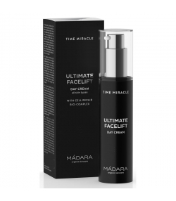 Crème de jour Ultimate Facelift BIO bouleau - 50ml - Mádara Time Miracle