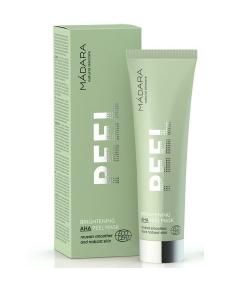 Aufhellende AHA BIO-Peelingmaske Quitte & Holunder - 60ml - Mádara