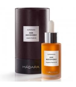 Anti-Aging belebendes BIO-Schönheitsöl Age Recovery 10 Öle - 30ml - Mádara