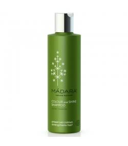 Shampooing couleur & lumière BIO graines de lin, marronnier & plantain - 250ml - Mádara