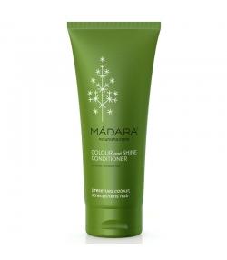 Après-shampooing couleur & lumière BIO graines de lin, marronnier & plantain - 200ml - Mádara