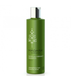 Shampooing éclat & vitalité BIO bouleau & airelle - 250ml - Mádara