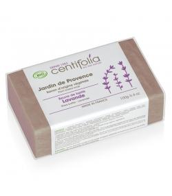 Savon jardin de Provence BIO beurre de karité & lavande - 100g - Centifolia