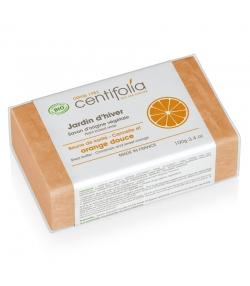 Savon jardin d'hiver BIO beurre de karité, cannelle & orange douce - 100g - Centifolia