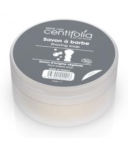 Savon à barbe homme en boîte BIO calendula & beurre de karité - 65g - Centifolia